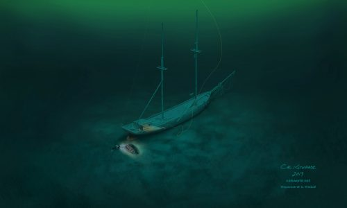 Upnorthlive.com: Shipwreck hunter makes unprecedented discovery hidden in the depths