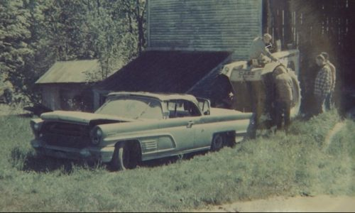 WZZM-13: 'I think it's a death car': Mysterious 1960 Lincoln may have gruesome backstory