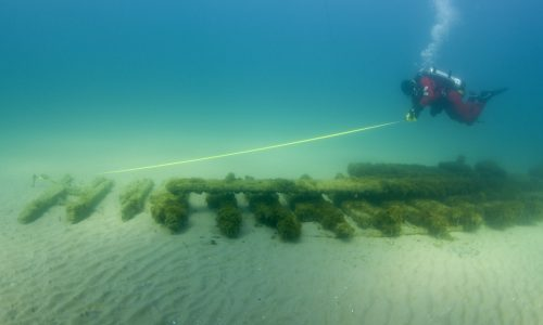 mlive.com: Gold and whiskey cargo fuels legend of the Westmoreland shipwreck
