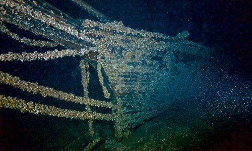 WELCOME TO THE GOLDEN AGE OF SHIPWRECK HUNTING